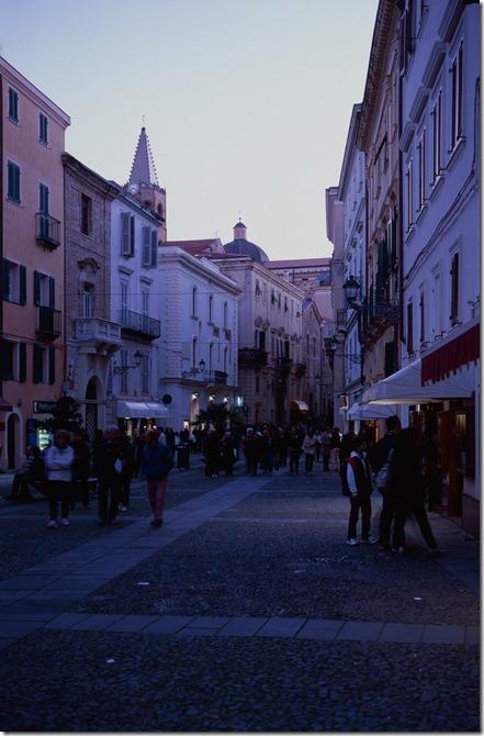 Alghero Marktplatz 3