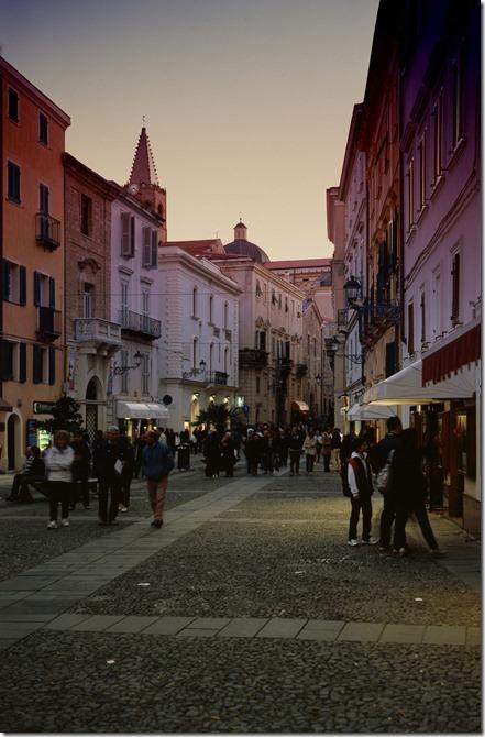 Alghero Marktplatz 4