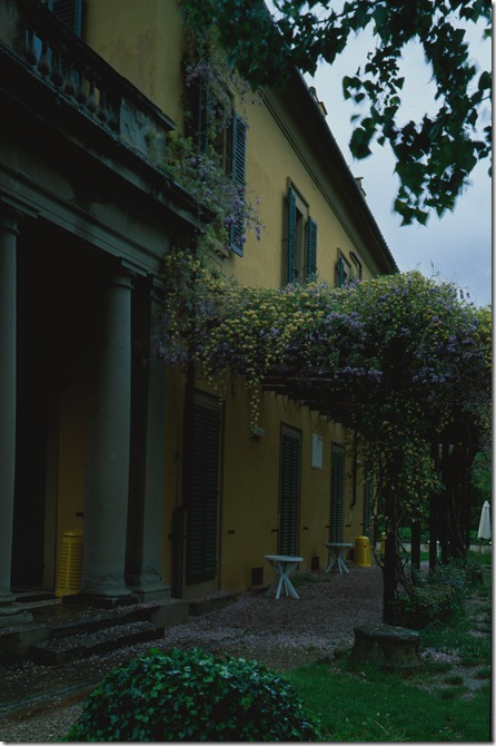 Florenz Camping Haus