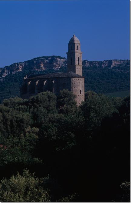 Kirche bei Saint Florent