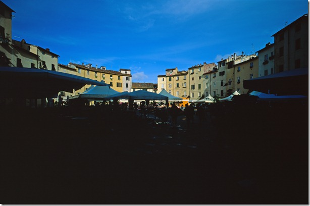Lucca Amphitheater 1
