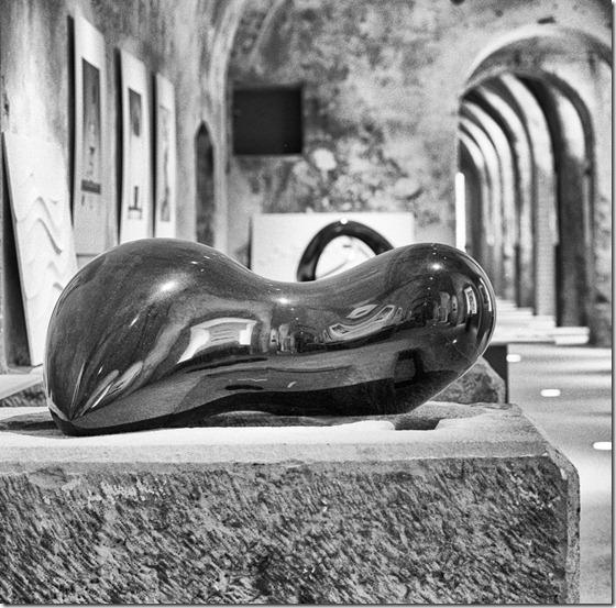 Skulptur Blob Kopie