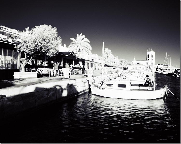 IR Bar am Hafen BW 3200