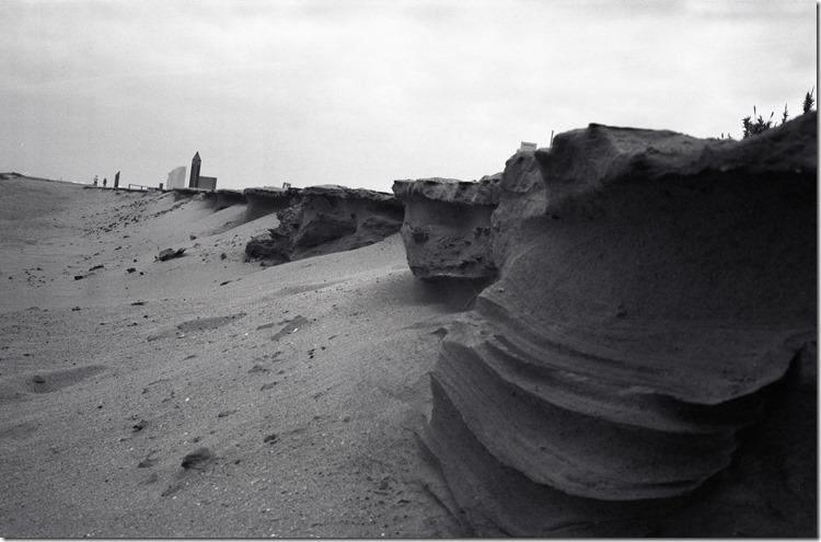 Coastline Sand 2 BW 3200