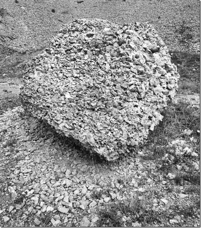 Rock with parts BW 2400