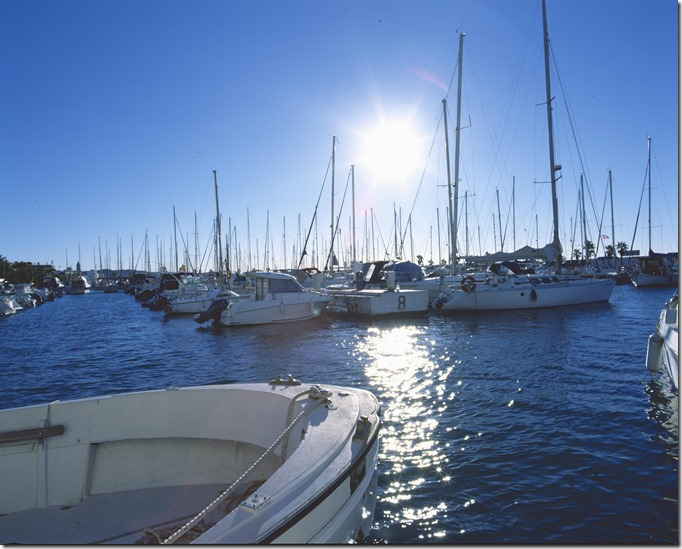 Sitges Harbor 2 C 3200