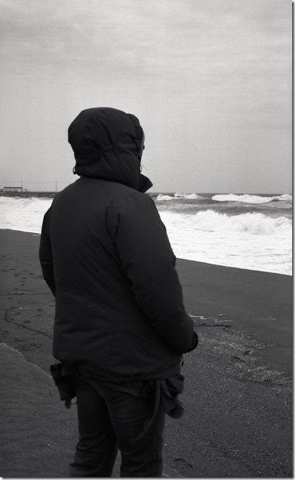 Ursi Watching Sea BW 3200