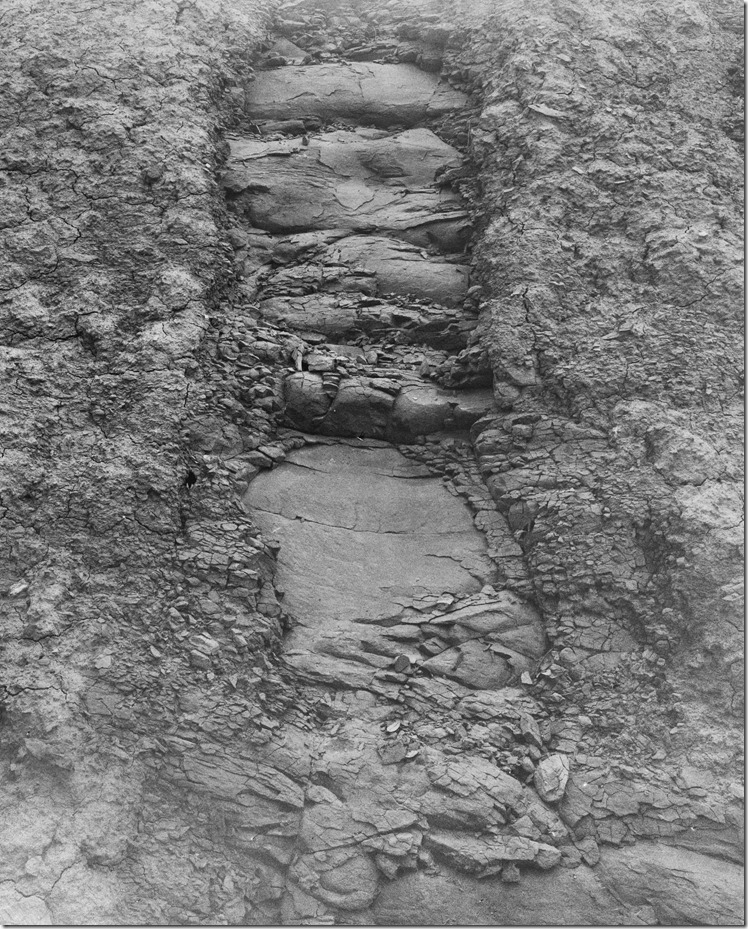 River of shale excerpt BW 2400