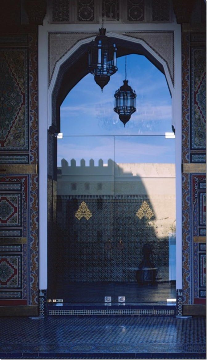 Reflection in Door DIA 1200 (Andere)