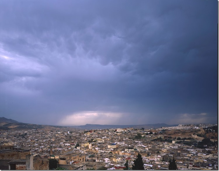 View over Fez  DIA 1200 (Andere)