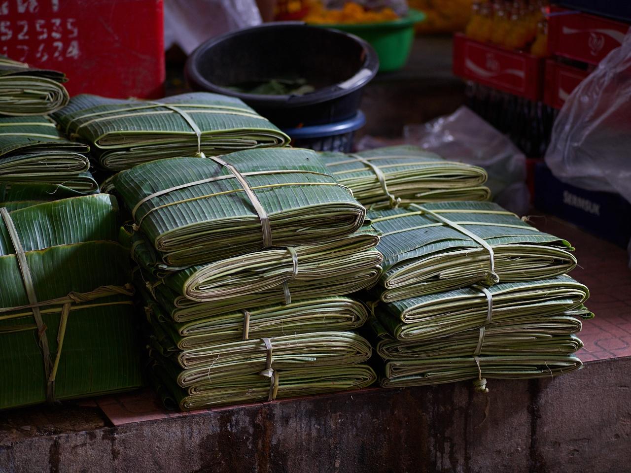 Vegetable and Flower MarketBangkok