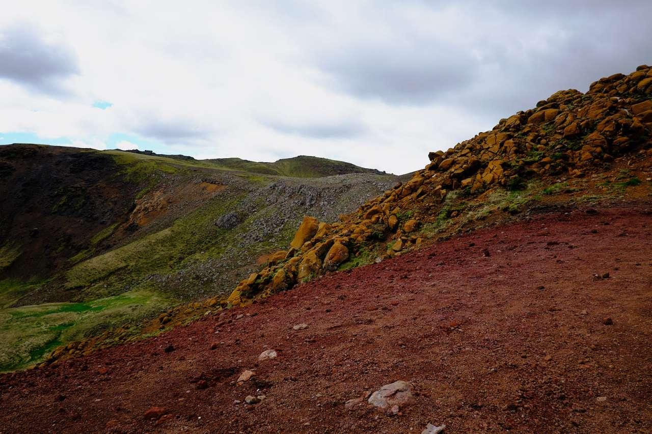 Volcanic wonderland inReykjanes