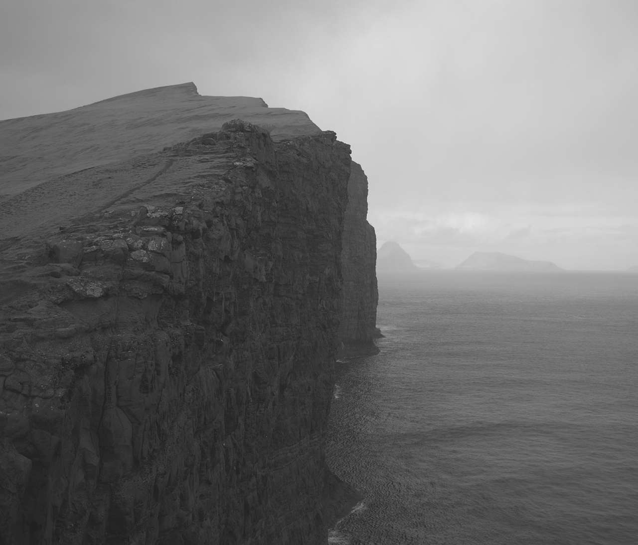 Faroe Islands – B/W impressions