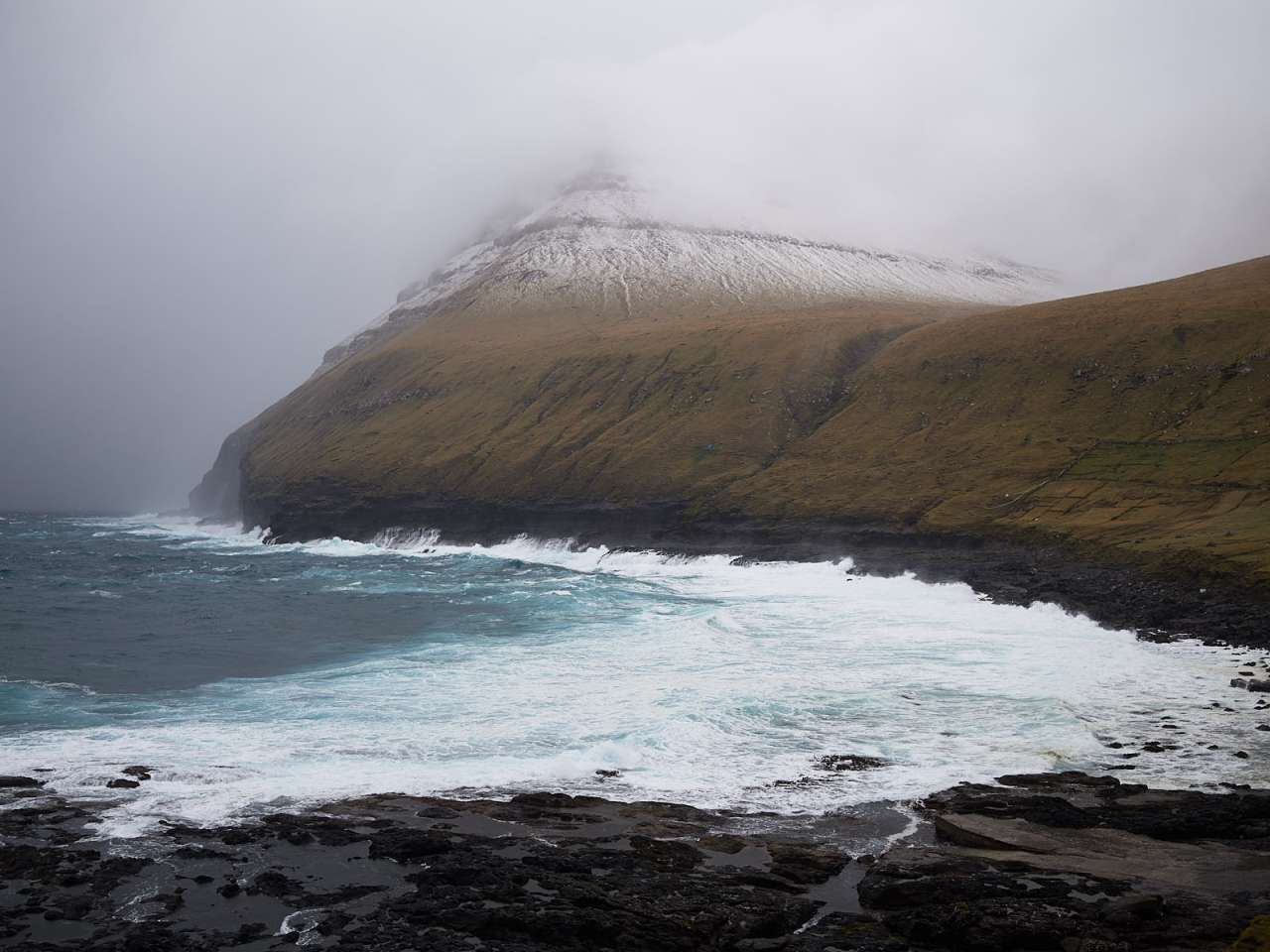 Faroe Islands – wintery impressions