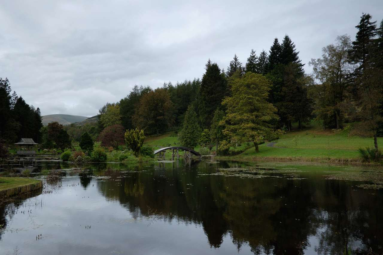 A Japanese Garden in Scotland – 日本庭園へようこそ