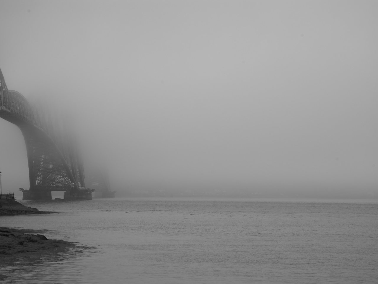 Fifth of Forth in Fog